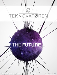 Cover of the future - issue 8